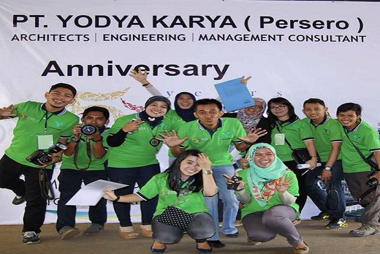 Pt Yodya Karya Accounting Staff Diutamakan Berdomisili