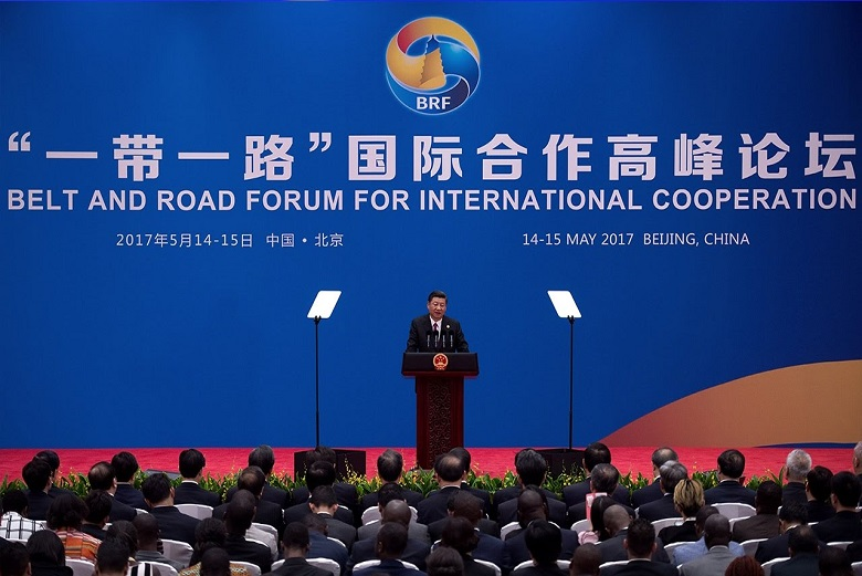 Program Belt and Road Initiative (BRI) Menyatukan Indonesia dengan Tiongkok