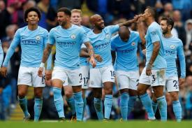 Manchester City Bungkam Arsenal 3-1