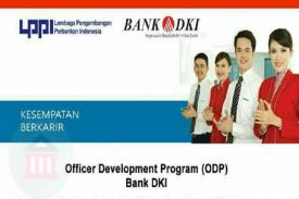 Bank DKI Mencari Posisi Officer Development Program (ODP)