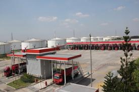 PT Pertamina: TBBM Plumpang Sabet 2nd Global Tank Storage Award 2018