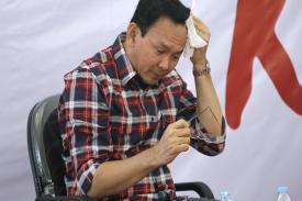 Ahok Tanggapi Isu Good Friend Veronica Tan